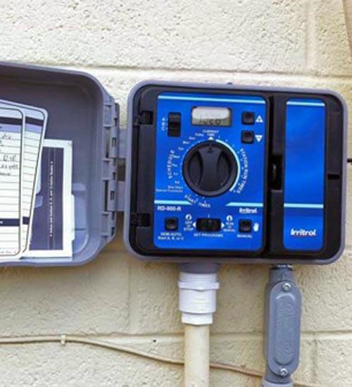Garden irrigation timer (RD-900)